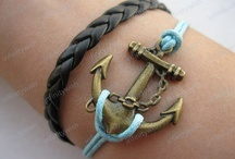 Anchors Away! ⚓ / by Whitney Shaelynn ☯
