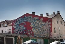 Bialystok street art / street art Bialystok, Poland