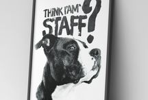 Welovedogs posters