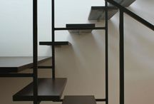 stairs & railings / by Trisha & Janet