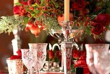 Christmas time / Christamas object, table, gift, box / by Retetetv.ro