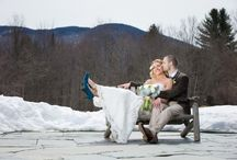Winter Weddings / by BeautifulBlueBrides
