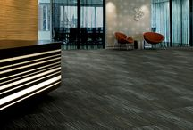 Commercial Carpets / Examples of some of the commercial carpets we offer here at Dudley Moore Awning and Floor Coverings, Inc. Some of these samples are in stock at the store, and if not, can be ordered promptly.