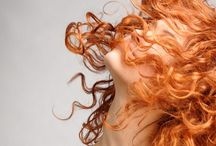 colors : ginger magic / by Dalay Lapa