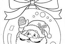 Juletegninger