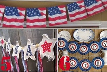 PARTY, BBQ AND CELEBRATION IDEAS / by Tricia Hardin Barker