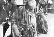 1900-1910 мода