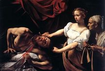 Caravaggio / Looking at the use of light and composition by the artist Caravaggio