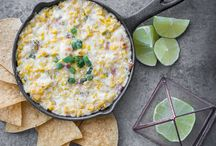 Dips &  hors d'oeuvre   / by Desiree Chavez