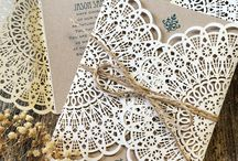 Wedding Invitations / by Bailee Stich
