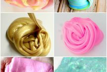Amazing Slime Recipes