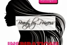 Inspirations by Princess / My monthly inspirations in make-up,hairstyle and nail art