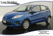 Ford Fiesta / by Long McArthur