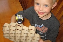 Insects can be Fun / Insects are beneficial to our environment and kids love them!
