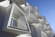 Inspirational balconies / Different, spectacular or beautiful balconies from around the world.
