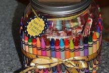 Teacher gift ideas / by Kelsey Templin