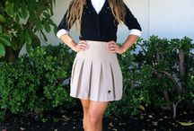 School uniform ideas