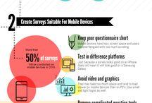 Surveys / How to write surveys, plan surveys and use surveys for your content marketing.