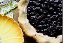 Sweet Nothings - Cakes, Pies and Tarts / by WildBlueberries