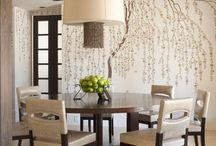 Dining / Chic dining rooms