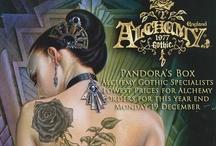 Alchemy Gothic Australia