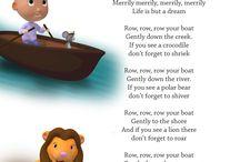 Nurseries songs