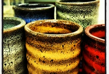Glaze ceramics
