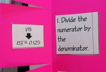 Math Notebook And Foldables / by Amy Lorenz