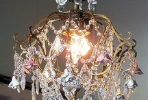 crystal chandlier
