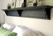 Master Bedroom / by Angela Biglieri Storey