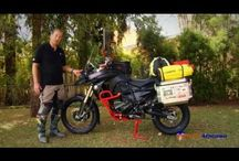 moto para viagem