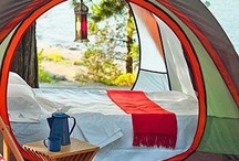 Glamping / by Katherine Snyder