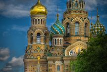 Travel Images - Russia
