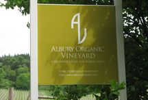 Albury Organic Vineyard, Surrey / Makers of Silent Pool Rosé and a new sparkling English wine to come.