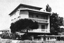 Hotel Villa del Mare Senigallia - History / Historic photos of Hotel Villa del Mare