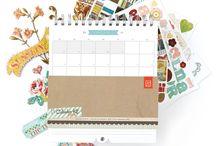 2014 Calendar Kit / by BasicGrey