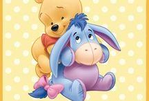 Winnie  L'ourson Et Ses Amies♥