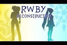 RWBY Reconstruction