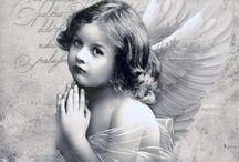anioły art