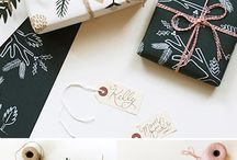 Geeky giftwrapping