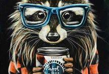 Raccoons♥