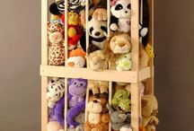 Toy room / I'm thinking of a zoo theme / by Jamie Jones Leeson