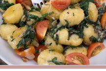 Italienische Kartoffeln köstlich!