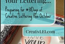 CRAFTS: Hand Lettering Love
