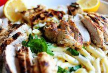 Main Dishes - Italian