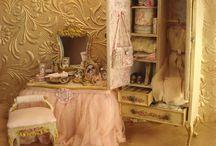 Dollshouse. Miniaturen