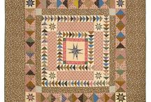 quilts: medallion inspiration
