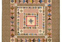 Medaillon quilts