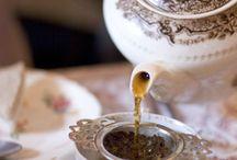 Afternoon Tea / Tea blends, Tea, Curds, Creams, and All Things Tea