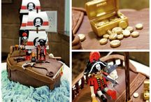 Pirate party ideas / by Jennifer Totaro